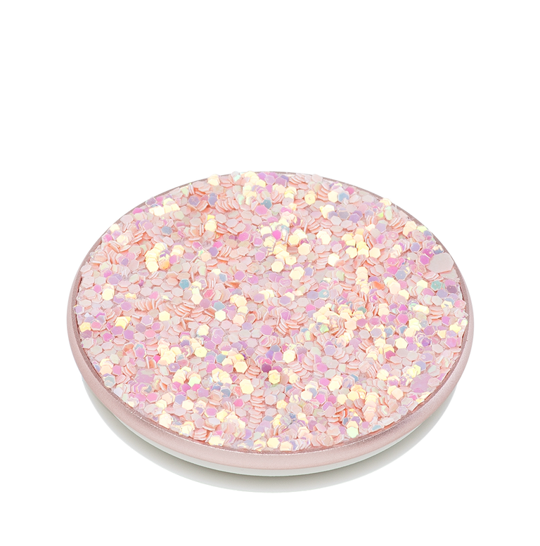 PopSockets Swappable PopGrips Sparkle Rose