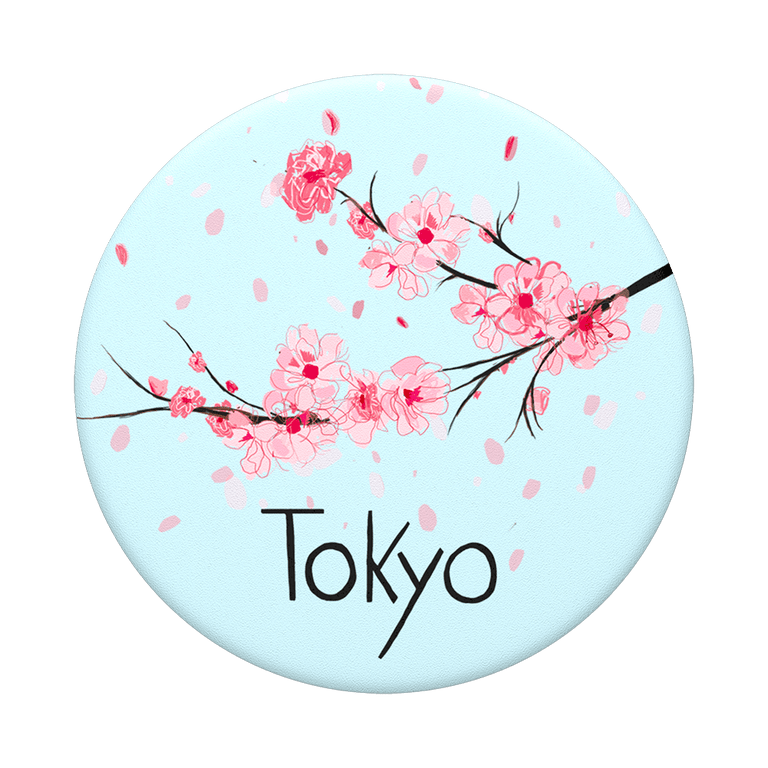 PopSockets Swappable PopGrips Tokyo
