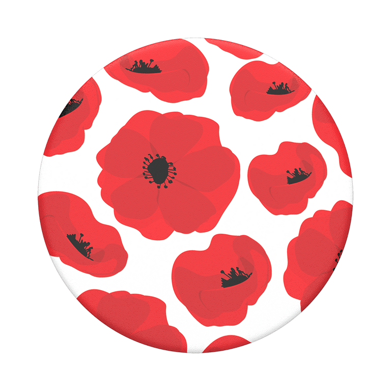 PopSockets Swappable PopTops Scandi Poppies