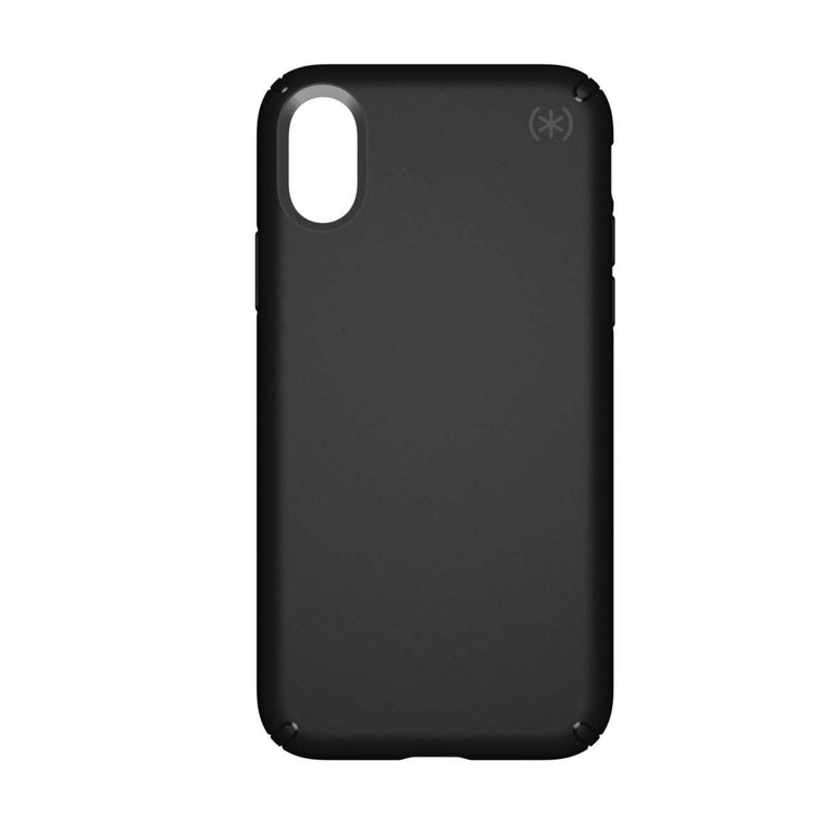 Speck Presidio Phone Case For iPhone X - Black