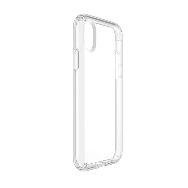Speck Presidio Phone Case For iPhone X - Clear