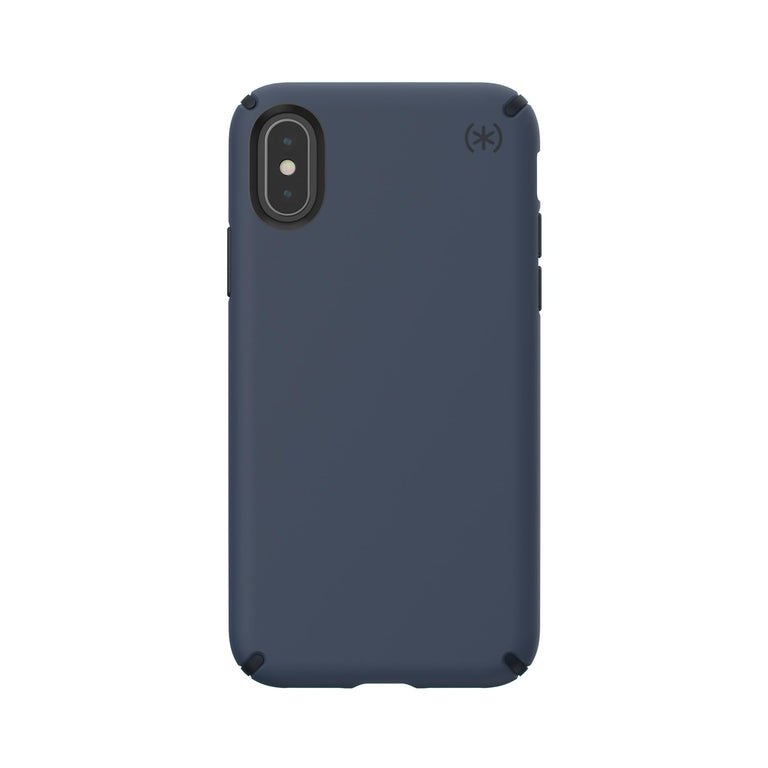 Speck Presidio Pro Phone Case For iPhone X - Eclipse Blue/Carbon Black