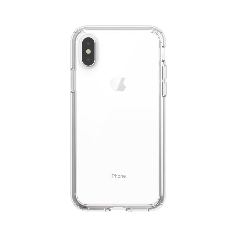 Speck Presidio Stay Clear Phone Case iPhone X