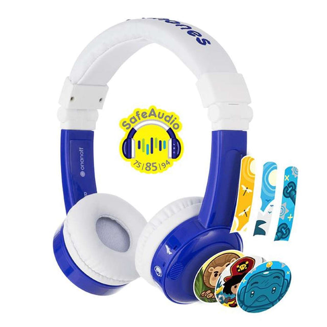BuddyPhones InFlight Bluetooth Kids Headphone