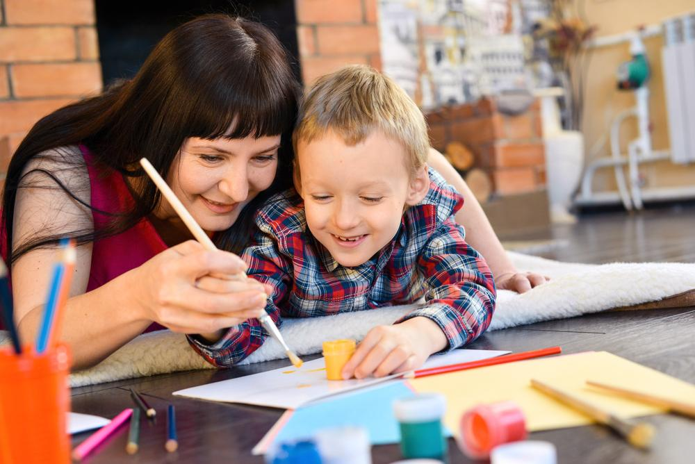 3 Reasons Why Painting by Numbers is the Perfect Activity for Adults and Kids Alike