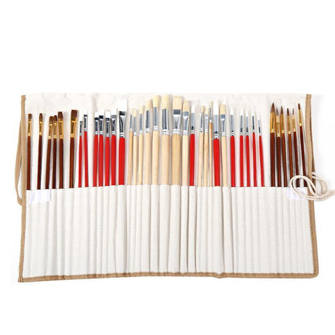 Paint 'N Crafts 38 Piece Paint Brush Set