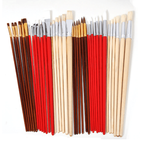 Image of Paint 'N Crafts 38 Piece Paint Brush Set