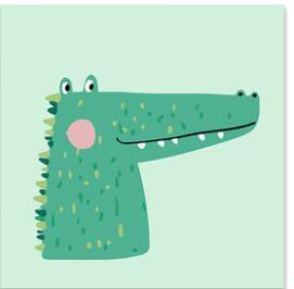 Image of Paint 'N Crafts Crocodile - Paint by Numbers Kit