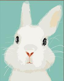 Paint 'N Crafts Cute Bunny - Diamond Painting Kit