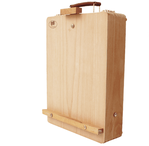 Image of Paint 'N Crafts Wooden Easel & Storage Box