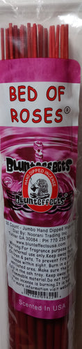 Blunteffects Bed Of Roses 19 Inch Jumbo Incense Sticks -- 30 Sticks