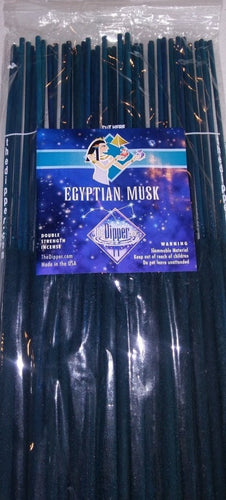 The Dipper Egyptian Musk 19 Inch Jumbo Incense Sticks - 50 Sticks
