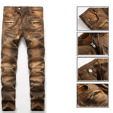 Motocross Style Riding Pants