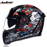 Double Lens Full Face Helmet