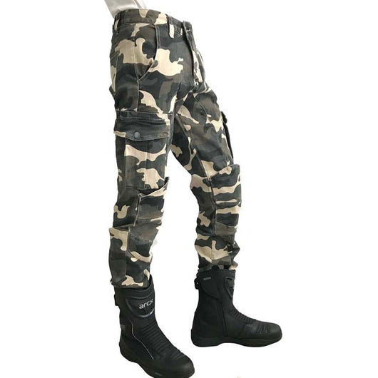 Camouflage Motorcycle Pant