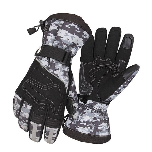 SCOYCO Waterproof Full Gauntlet Gloves