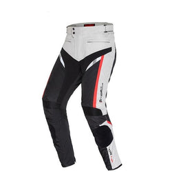 Winter Cold Proof Motorcycle Pants with Knee-protectors and cotton lining