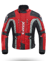 Motorcycle Safety Jacket D-023 Windproof - Pride Armor