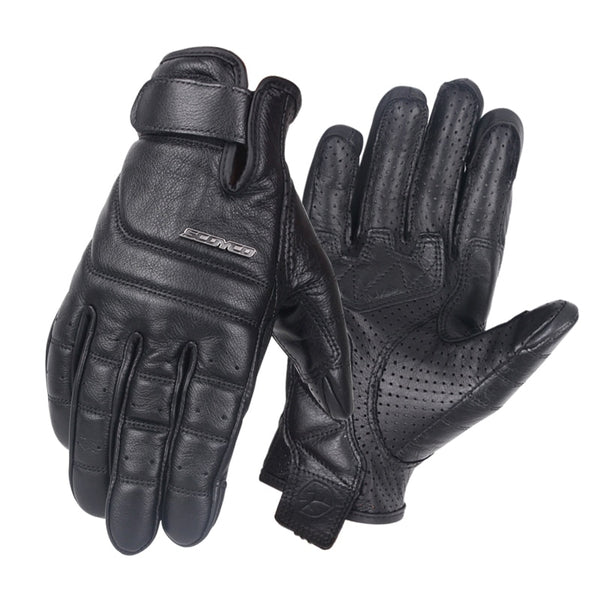 Scoyco Leather Motorcycle Gloves SWX