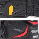 SCOYCO Waterproof  Motorcycle Boots