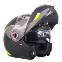 LS2 FF370 Flip Up Full Motorcycle Helmet