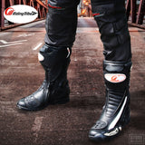 Speed Outdoor Sports Racing Boots B1002 - Pride Armour