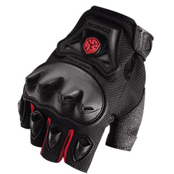 Motorcross Off-Road Racing Gloves Moto Half Finger MC29D - Pride Armour
