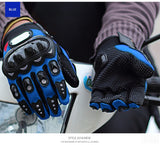 Shop Motorcross Full Finger Gloves for outdoor racing - Pride Armour