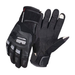 Motorcycle Gloves Genuine Leather MC17B - Pride Armour