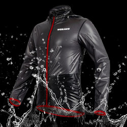 Waterproof Motorcycle Rain Jacket