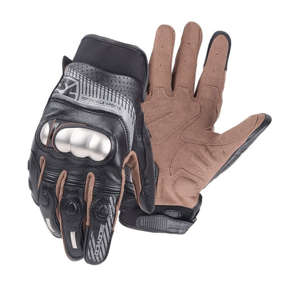 SCOYCO Motorcycle Gloves MC60