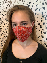Load image into Gallery viewer, Lightweight 100% Cotton Face Masks