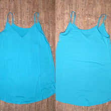 Load image into Gallery viewer, Ash Mint Reversible Tank Top