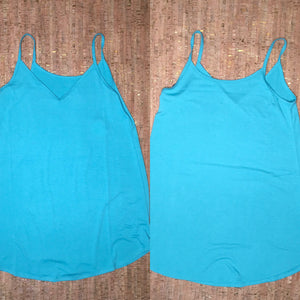 Ash Mint Reversible Tank Top