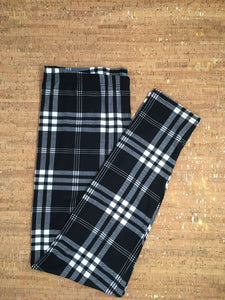 XL #38 Plaid Print