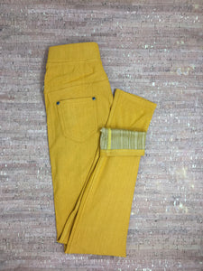 Mustard  Jeggings