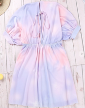 Load image into Gallery viewer, Tie Dye Date Night Dress