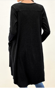 High Low Cardigan/Dress