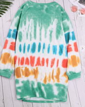Load image into Gallery viewer, Tie Dye Tunic/Dress
