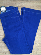 Load image into Gallery viewer, Blue Wash Jegging Jeans