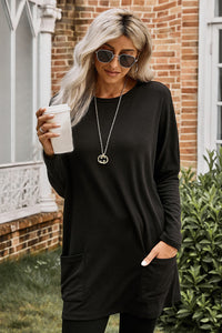 Re-Order Front Pocket Tunic