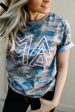 Load image into Gallery viewer, Pre-Order Rose Gold Camo Mama T-Shirt
