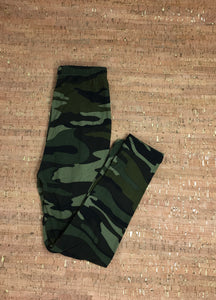 K#53 Camo Leggings
