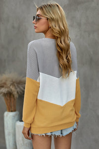 Pre-Order Chevron Thermal Pullover Tunic