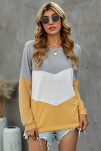 Load image into Gallery viewer, Pre-Order Chevron Thermal Pullover Tunic