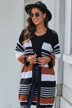 Load image into Gallery viewer, Pre-Order Stripe Cardigans