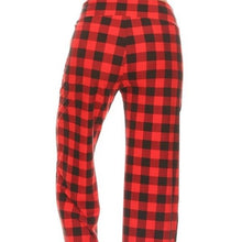 Load image into Gallery viewer, Buffalo Plaid Lounge Pants