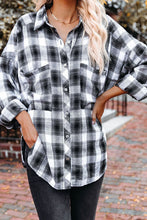 Load image into Gallery viewer, Pre-Order Plaid Tunic Tops
