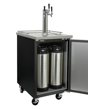 Kegco Triple-Tap Commercial Javarator Cold-Brew Coffee Dispenser - Accessories Essentials