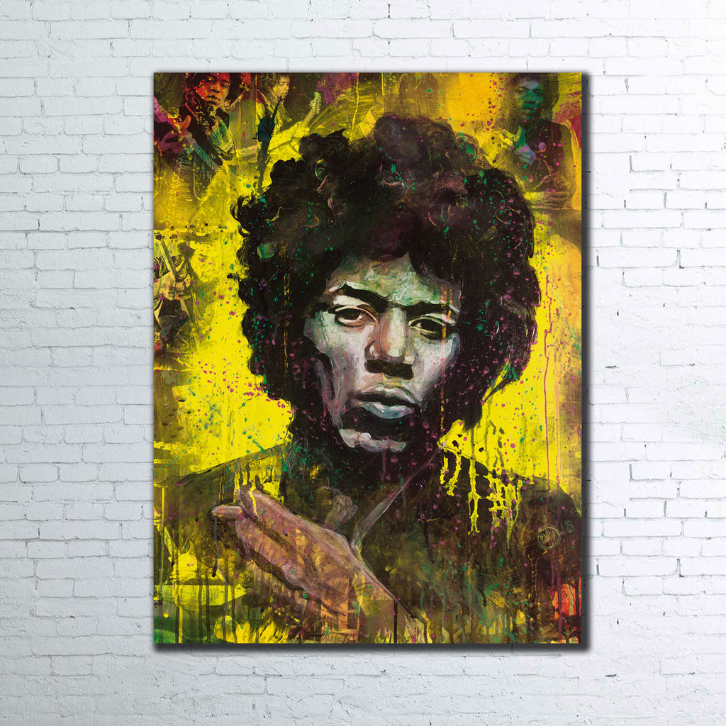 Abstract Hendrix